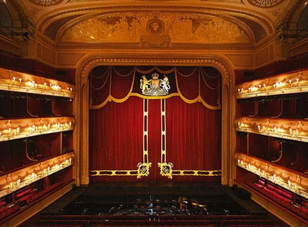 Teatro Real en Madrid - Teatros en España
